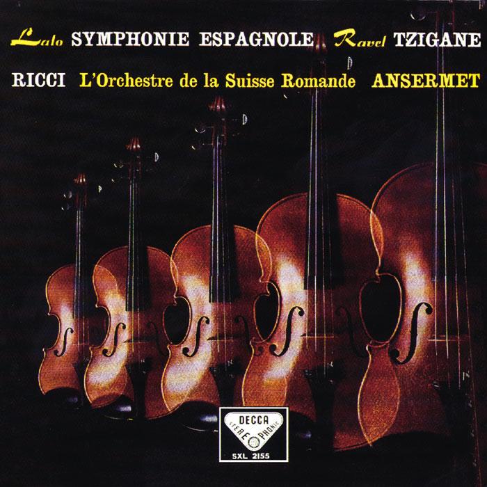 Symphonie espagnole / Tzigane