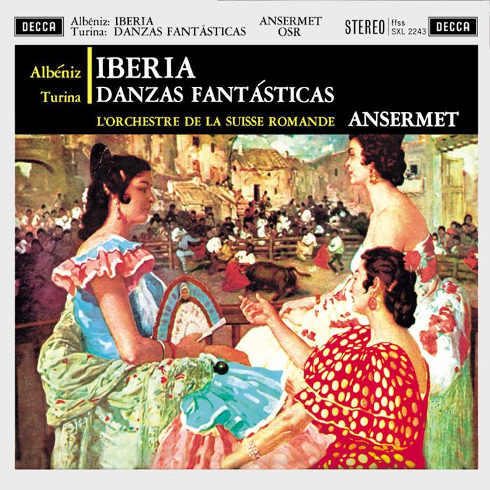 Iberia / Danzas Fantasticas