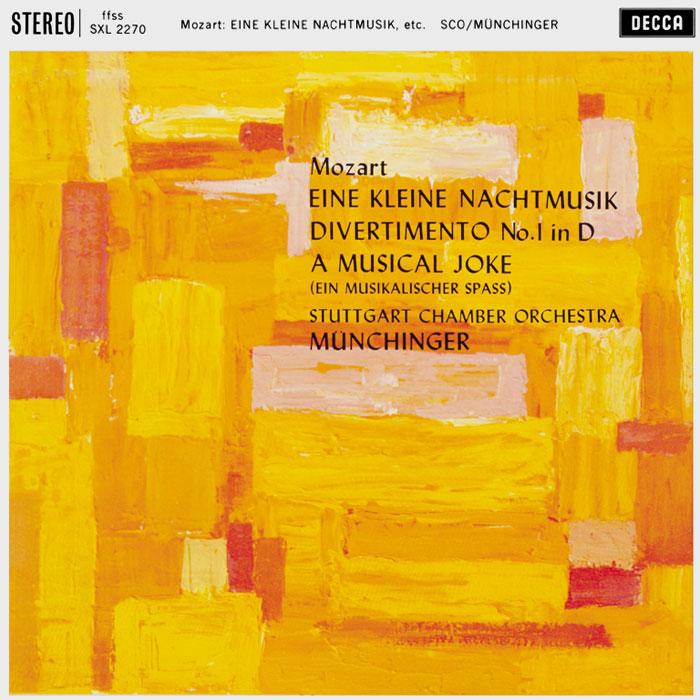 Eine kleine Nachtmusik // Divertimento No. 1 // A Musical Joke