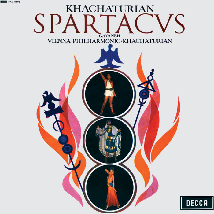Spartacus / Gayaneh / The Seasons image