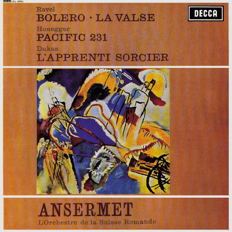 Bolero / La Valse / Pacific 231 / L'Apprenti sorcier