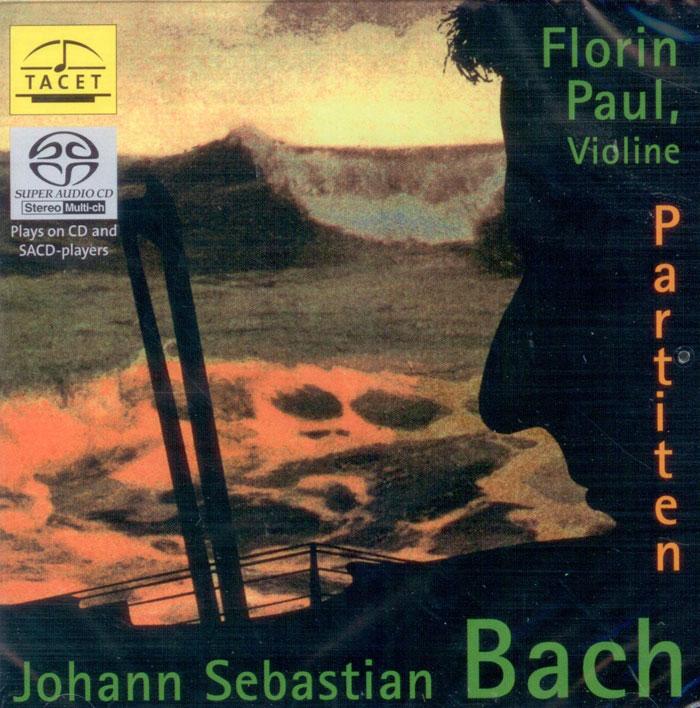 Partiten fur Violine Solo - na CD oraz SACD