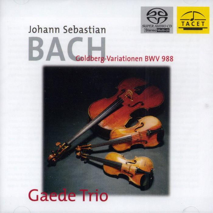Goldberg-Variationen BWV 988 image