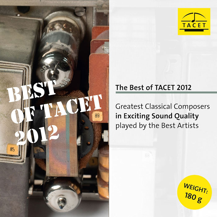The Best of TACET 2012 image