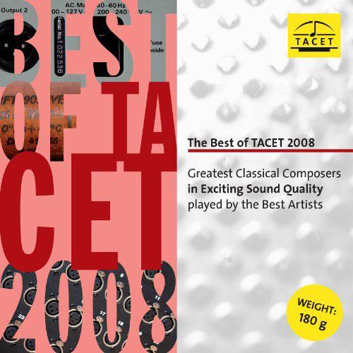 Best of TACET 2008