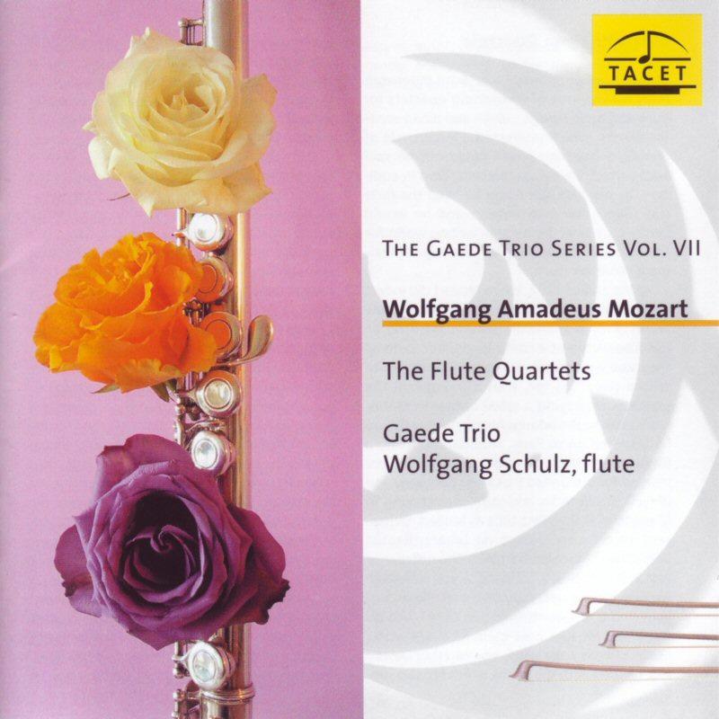 The flute quartets  image