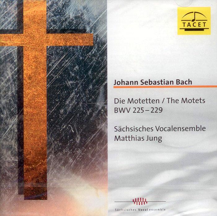 Die Motetten / The Motets BWV 225-229