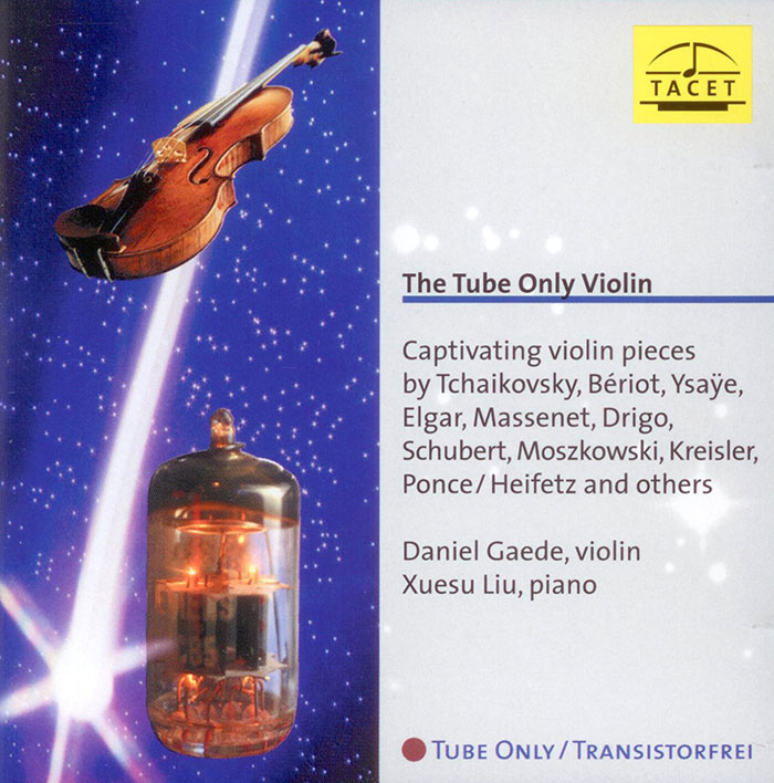The Tube Only Violin - Captivating violin pieces