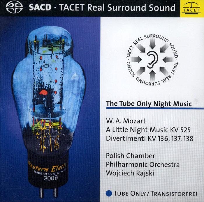 The Tube Only Night Music - Eine kleine Nachtmusik, Divertimentos