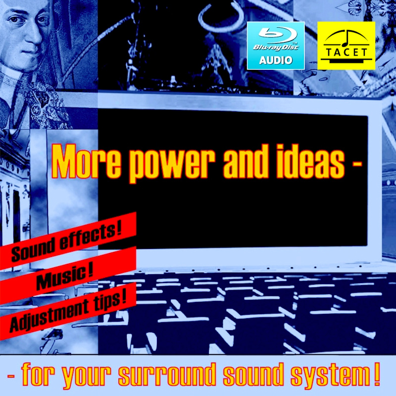More power and ideas for your surround sound system!