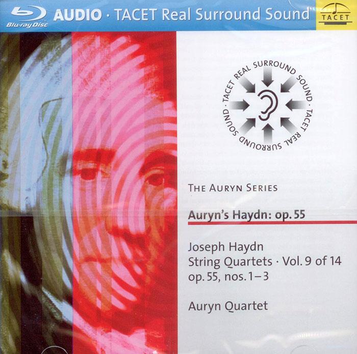 String Quartets op. 55, nos. 1 - 3 - vol. 9 of 14