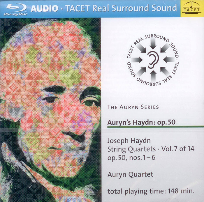 String Quartets op. 50, nos 1 - 6 -  vol. 7 of 14