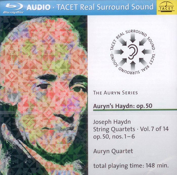 String Quartets op. 50, nos 1 - 6 -  vol. 7 of 14