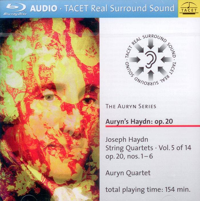 String Quartets op. 20, nos. 1 - 6 - vol. 5 of 14