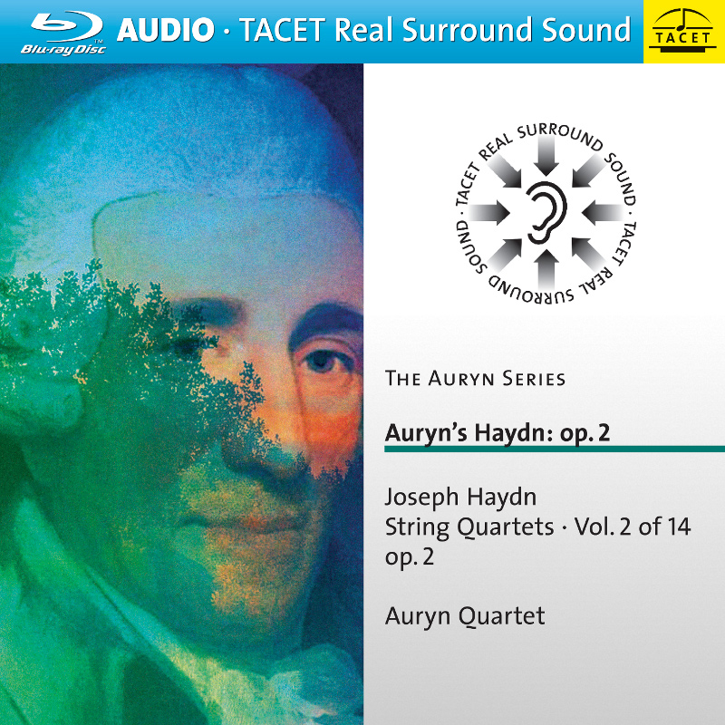 String Quartets op. 2 - vol. 2 of 14