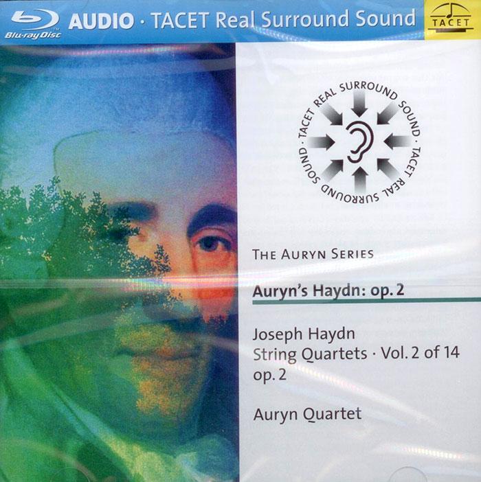 String Quartets op. 2 - vol. 2 of 14