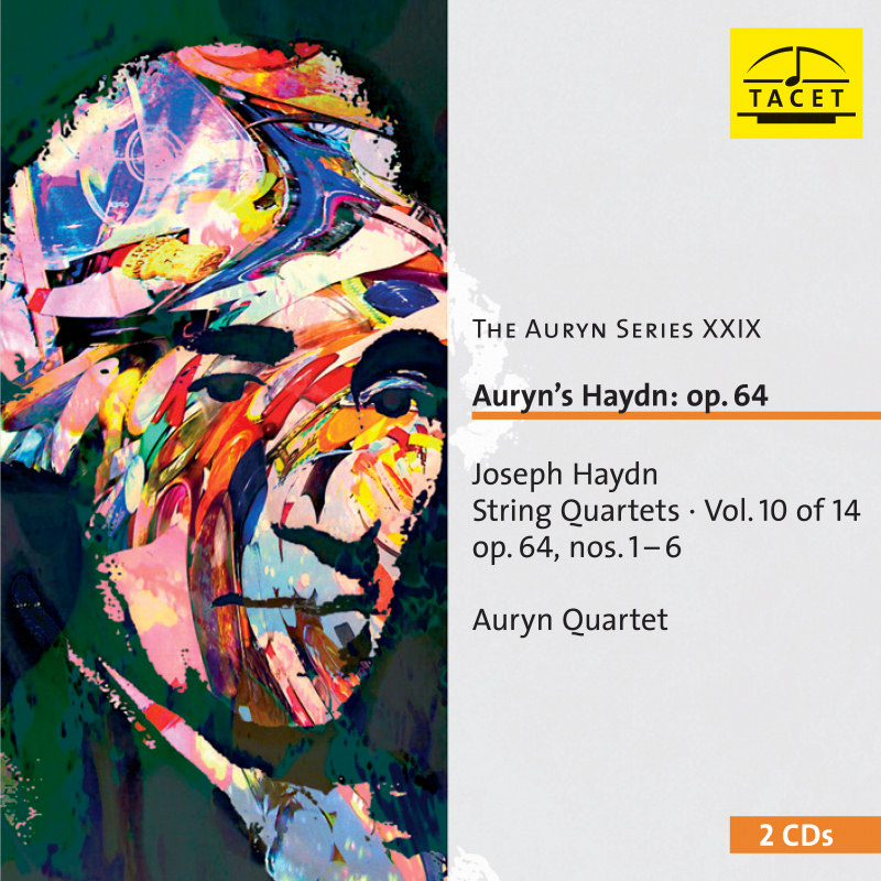String Quartets · Vol. 10 of 14 op. 64, nos. 1 - 6
