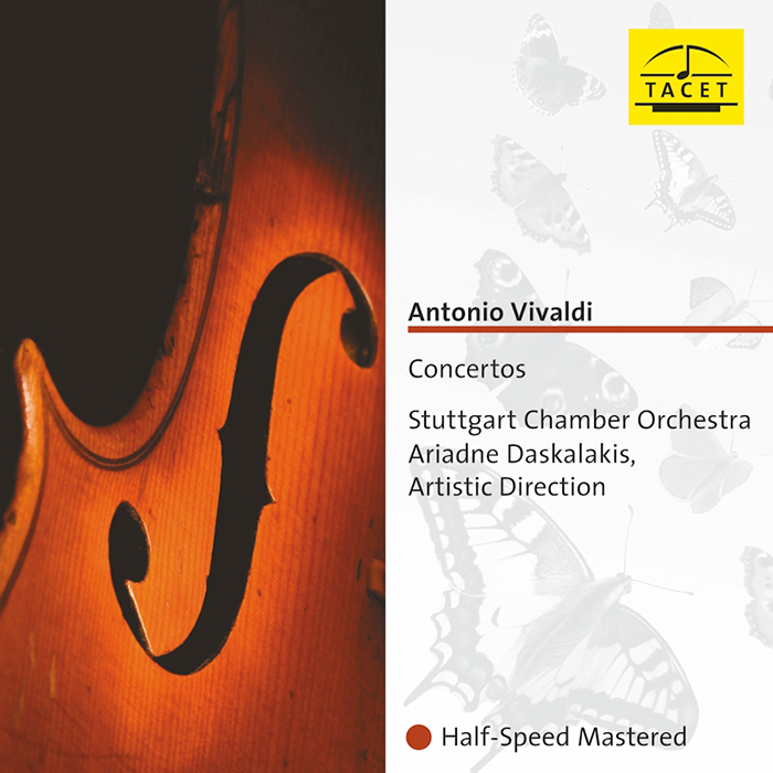 7 with One Stroke! - Concertos by Antonio Vivaldi