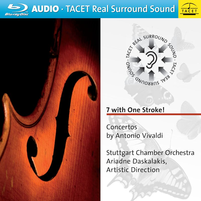 7 With One Stroke!: Concertos by Antonio Vivaldi