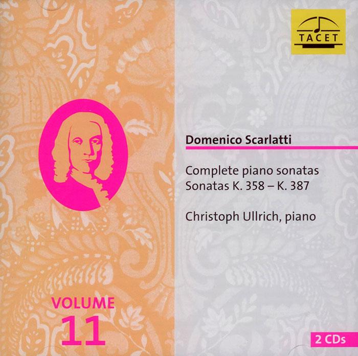Complete Piano Sonatas - Sonatas K. 358 - K. 387 - vol. 11