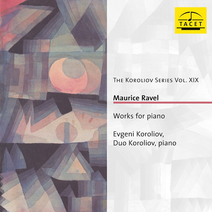 Works for piano / Klavierwerke