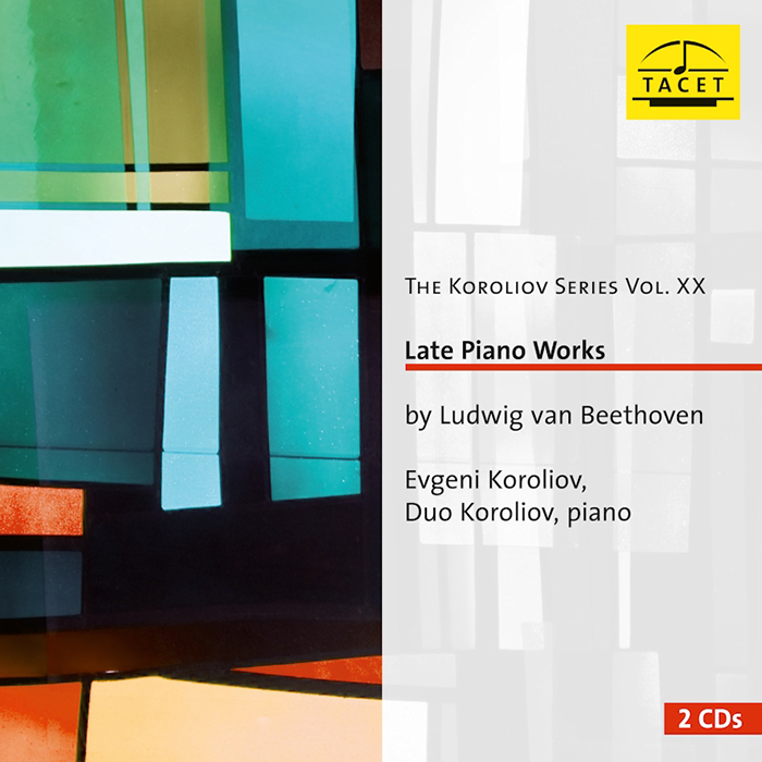 Late Piano Works