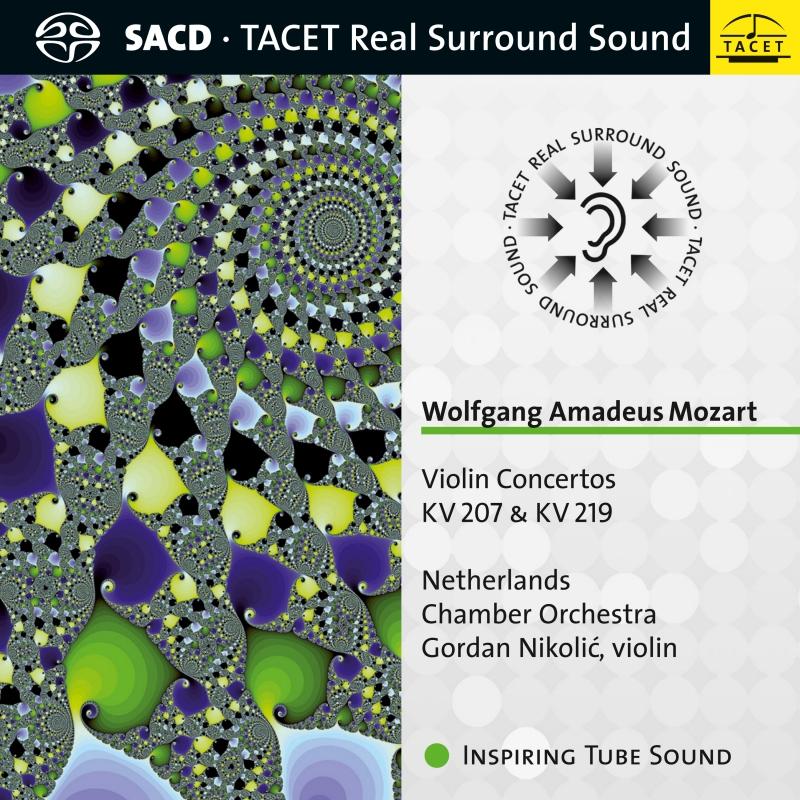 Violin Concertos KV 207 & KV 219