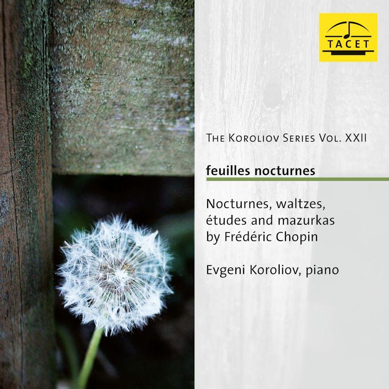 Nocturnes, waltzes, etudes and mazurkas by Frederic Chopin