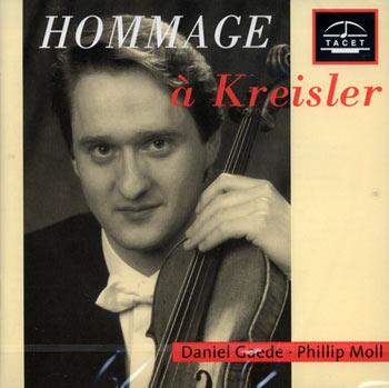 Works by Fritz Kreisler