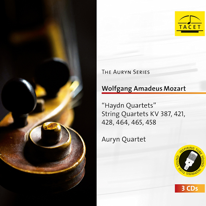 'Haydn Quartets' String Quartets KV 387, 421, 428, 464, 465, 458