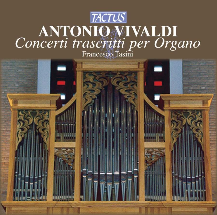 Concerti transcritti per Organo