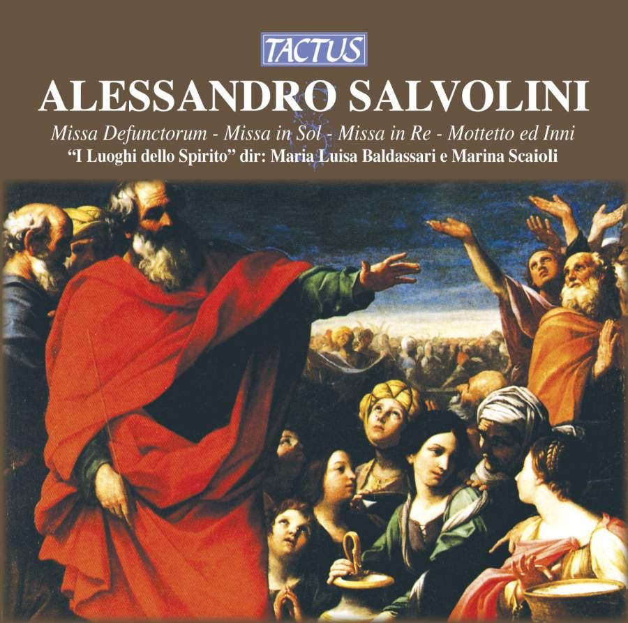 Masses / Motets / Hymns (I Luoghi dello Spirito, Baldassari, Scaioli)