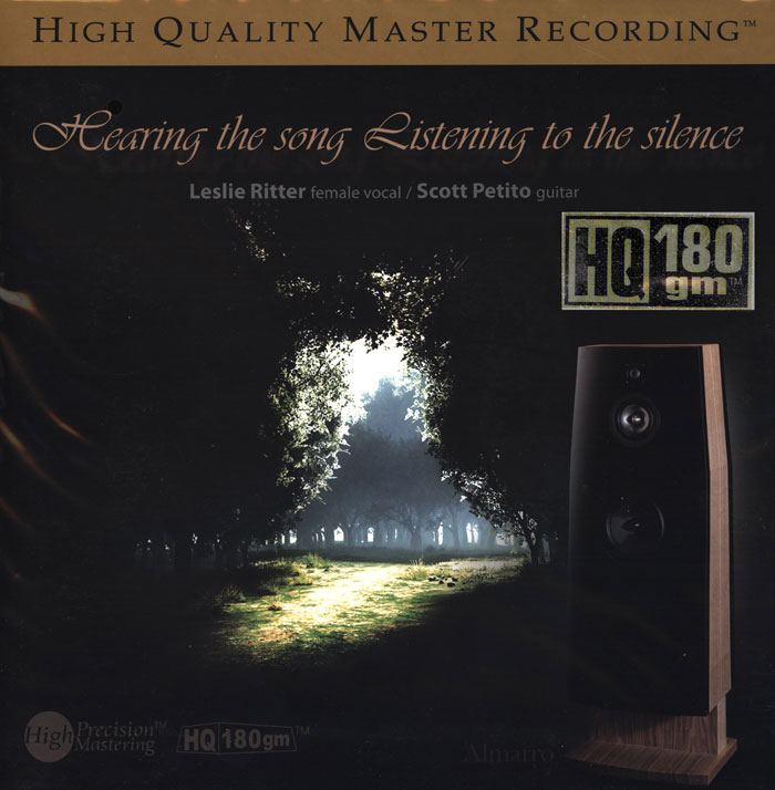 Hearing the Song - Listening the Silence image