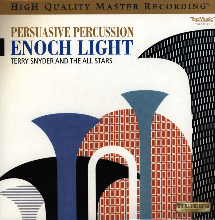 EXPERIENCE MUSIC - Persuasive percussion enoch light
