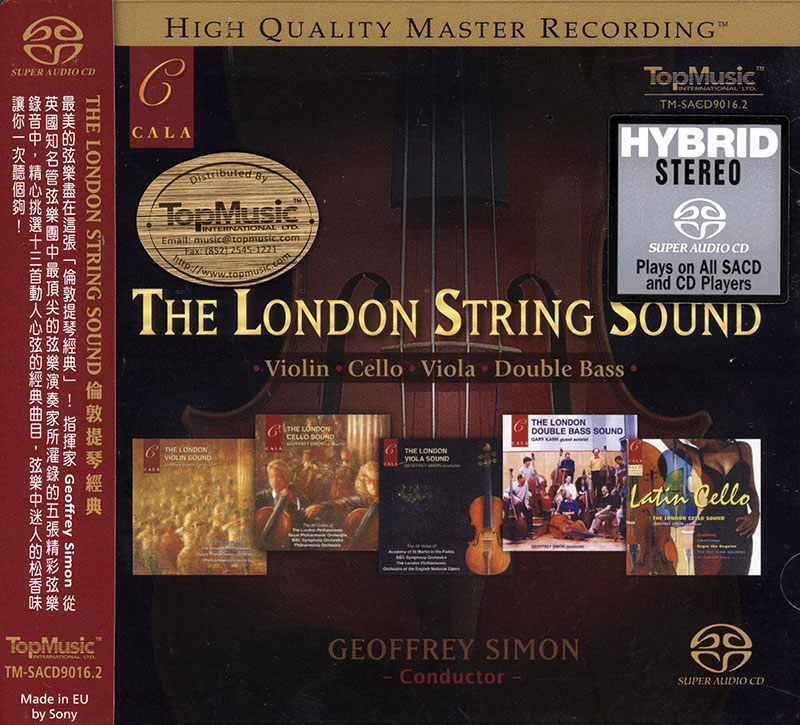 The London String Sound image