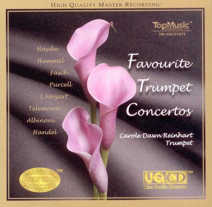 Favourite Trumpet Concertos