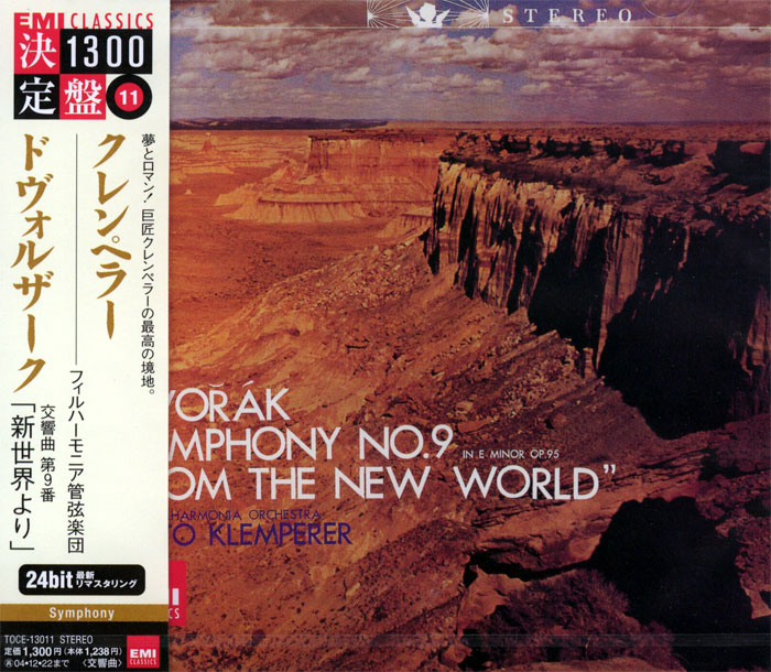 Symphony No.9 in E minor. Op.95 `From The New World`