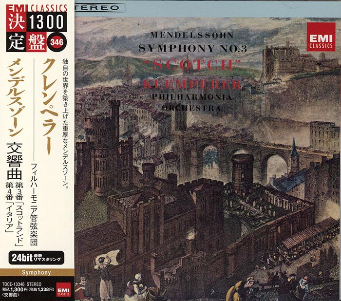 Symphonies No. 3 & 4