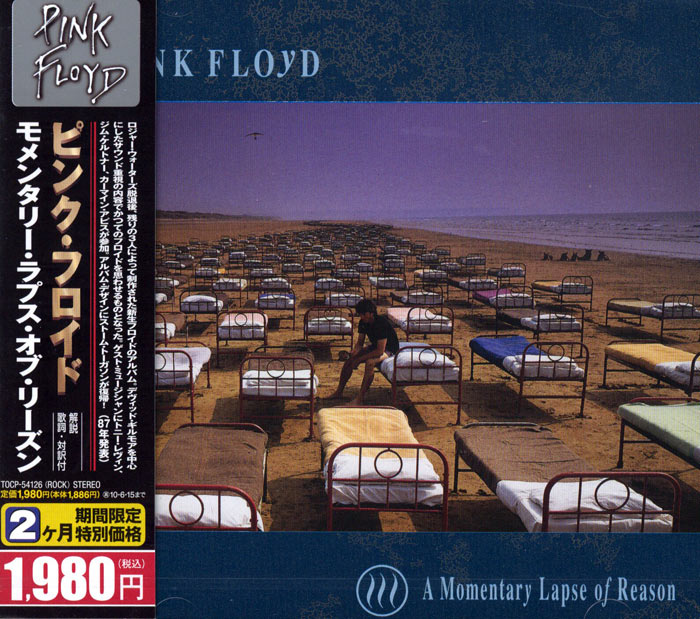 A Momentary Lapse of Reason image