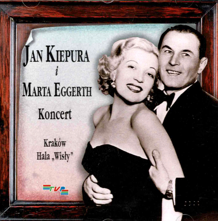 Jan Kiepura i Marta Eggerth - Koncert image
