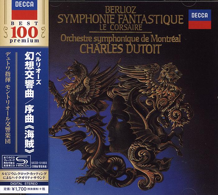 Symphonie Fantastique / Le Corsaire