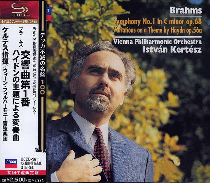 Symphony No. 1 / Variations on a Theme by Haydn