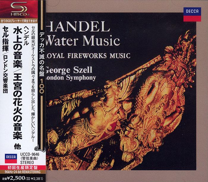 Water Music & Royal Fireworks Music image