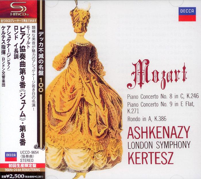 Piano Concerto 9 and 8