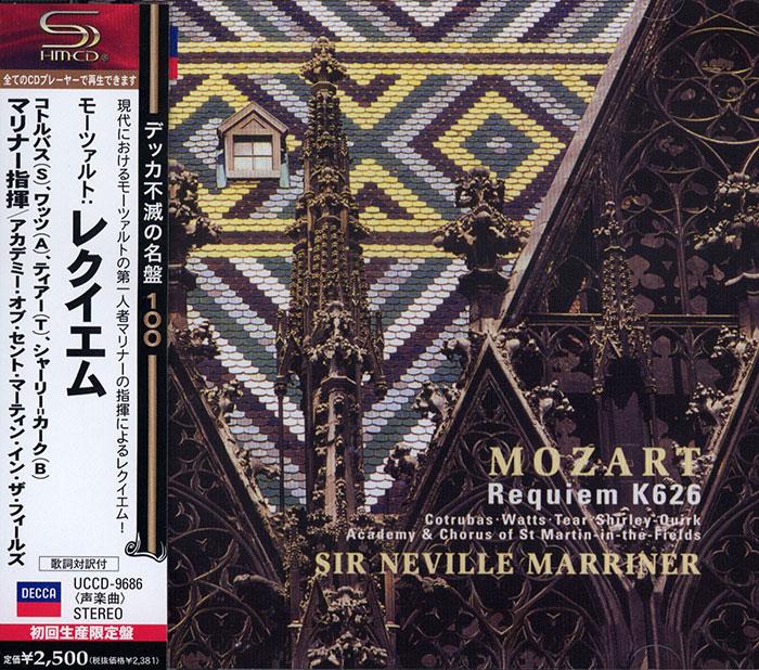 I Requiem in D Minor, KV.626