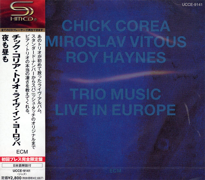 Trio Music - Live in Europe
