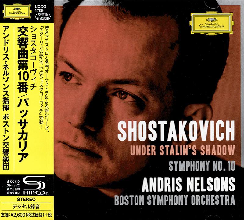 Passacaglia / Symphony no. 10