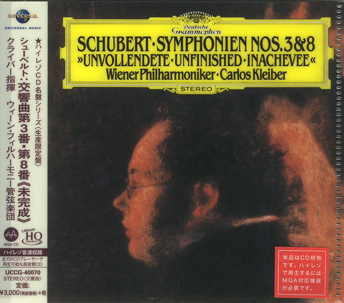 Symphonies Nos. 3 & 8