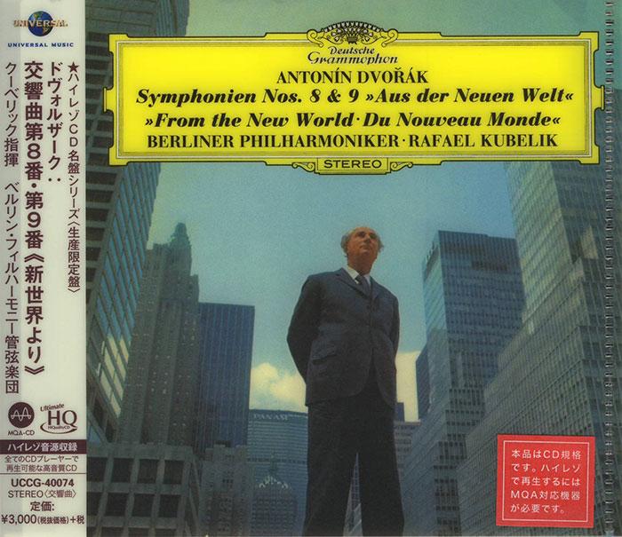 Symphonie Nr. 8 and 9  - Aus der Neuen Welt