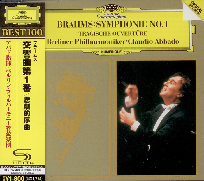 Symphony No. 1 / Tragic Overture
